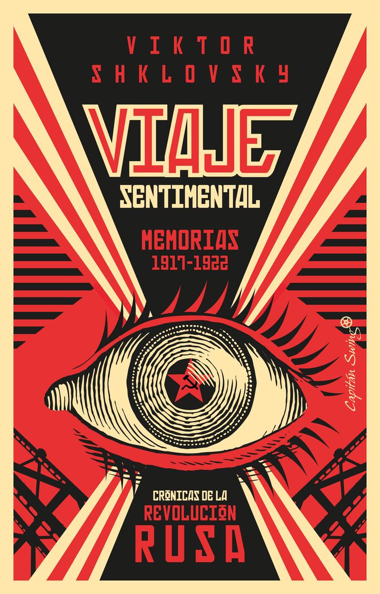 Viaje sentimental. Memorias de 1917- 1922: portada