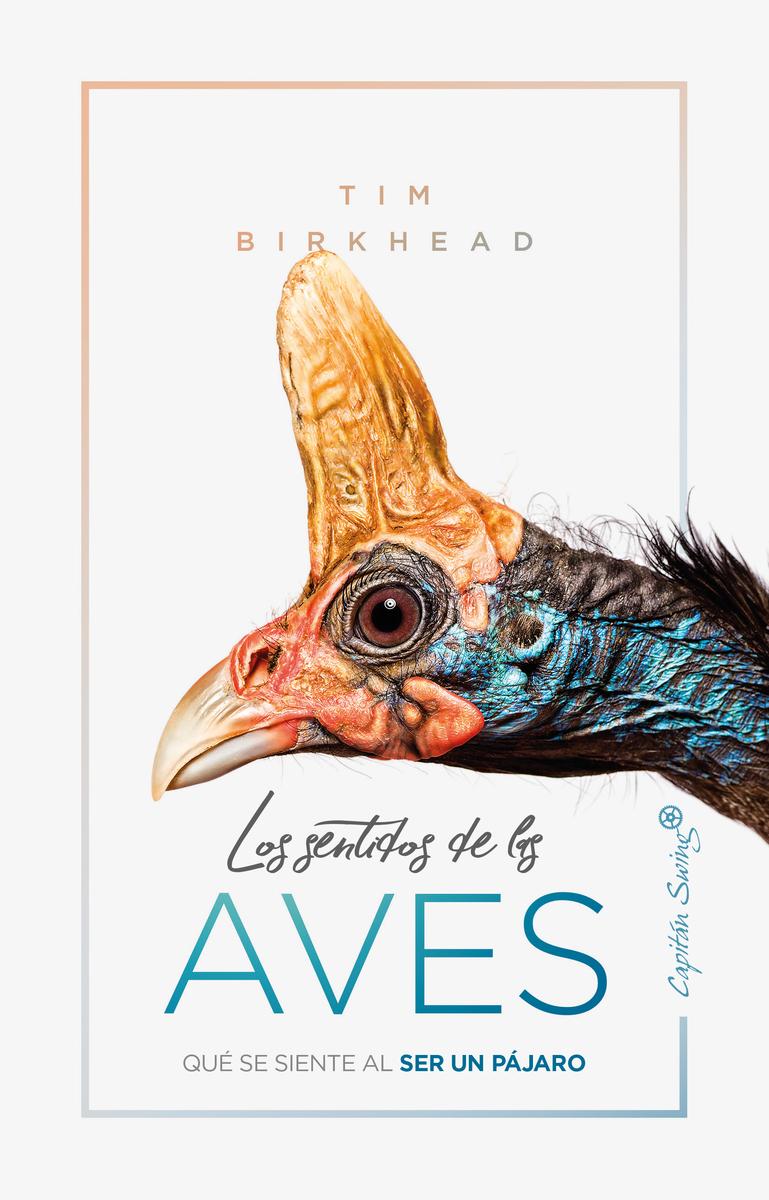 Los sentidos de la aves: portada