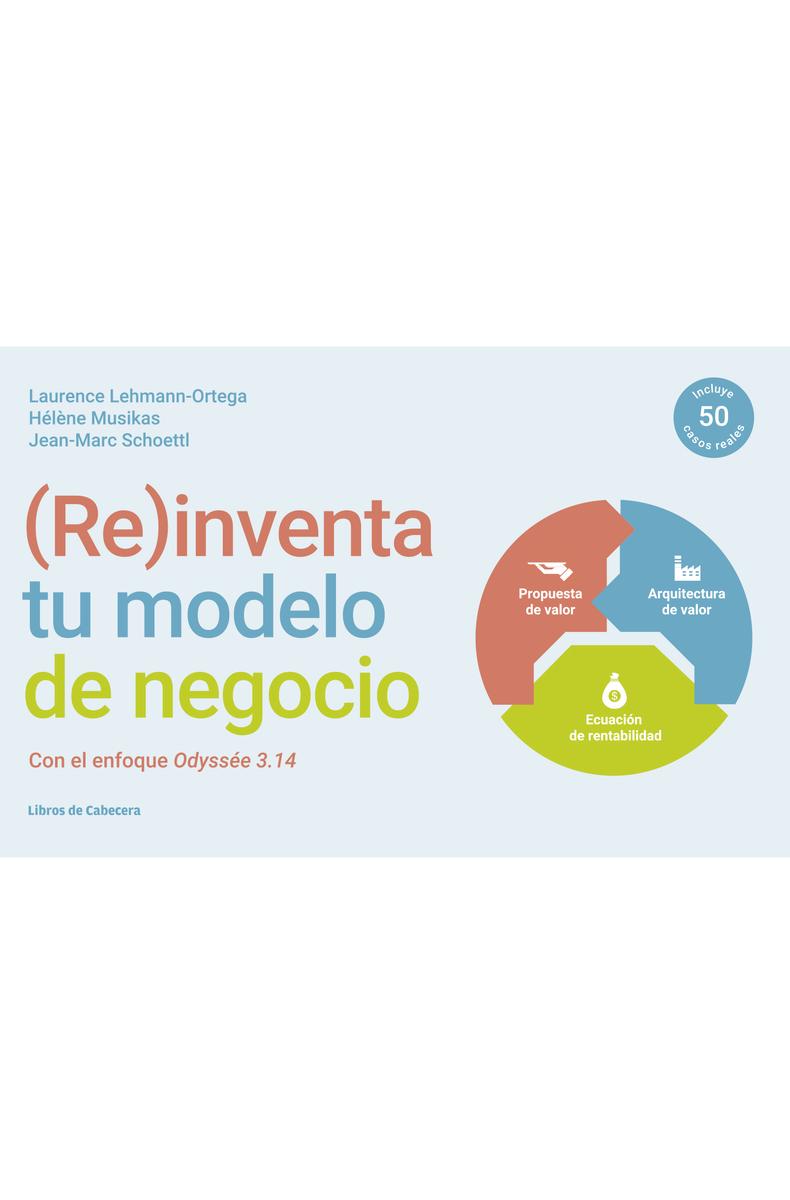 (Re)inventa tu modelo de negocio: portada