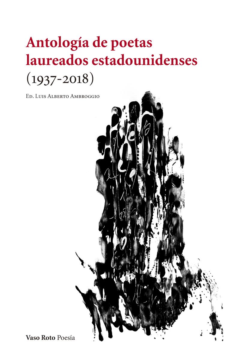Antología de poetas laureados estadounidenses: portada