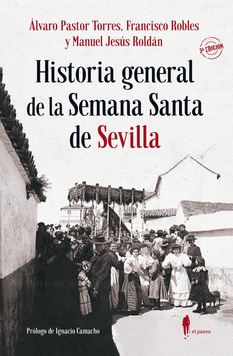 Historia general de la Semana Santa de Sevilla: portada