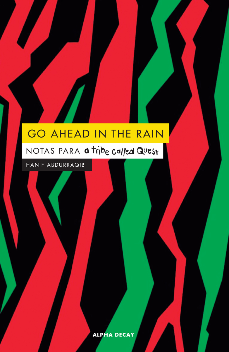 Go Ahead in the Rain: portada