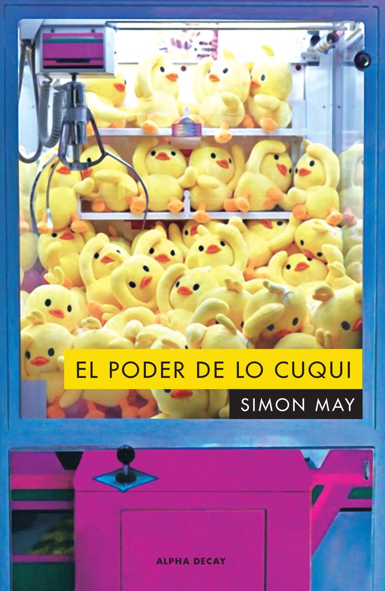 EL PODER DE LO CUQUI: portada