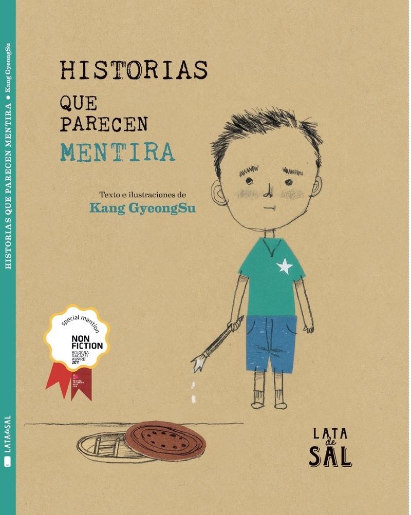 HISTORIAS QUE PARECEN MENTIRA: portada