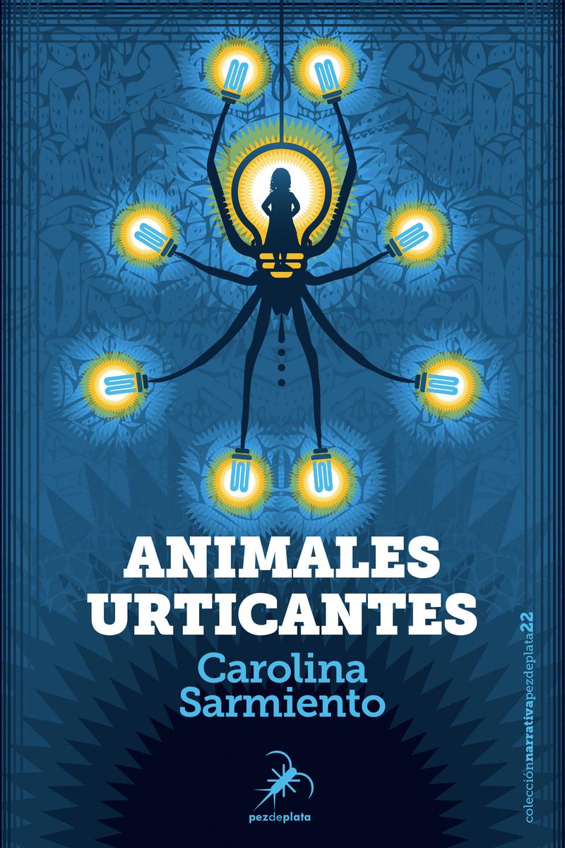 ANIMALES URTICANTES: portada