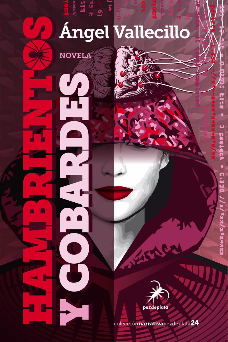 HAMBRIENTOS Y COBARDES: portada