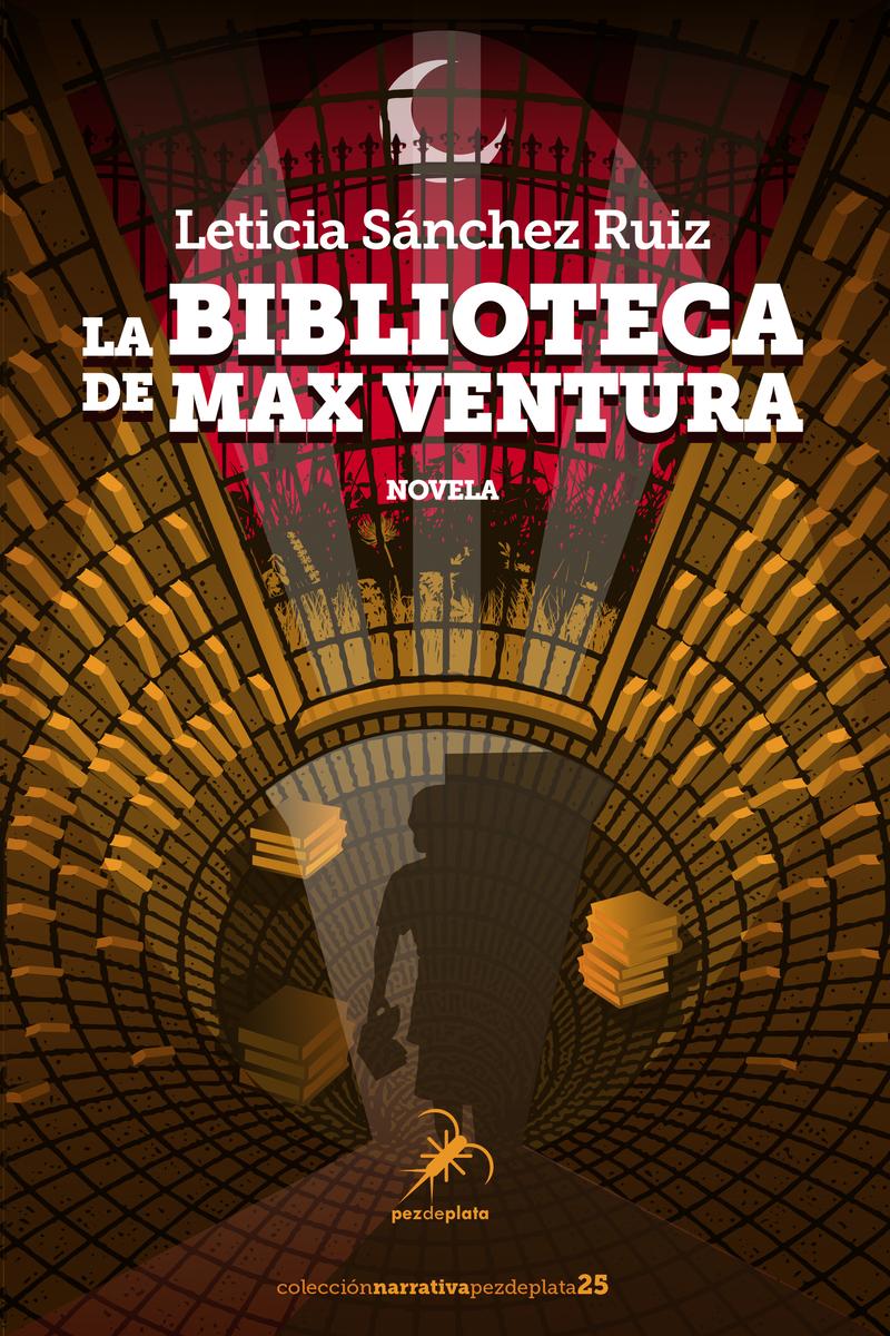 LA BIBLIOTECA DE MAX VENTURA: portada