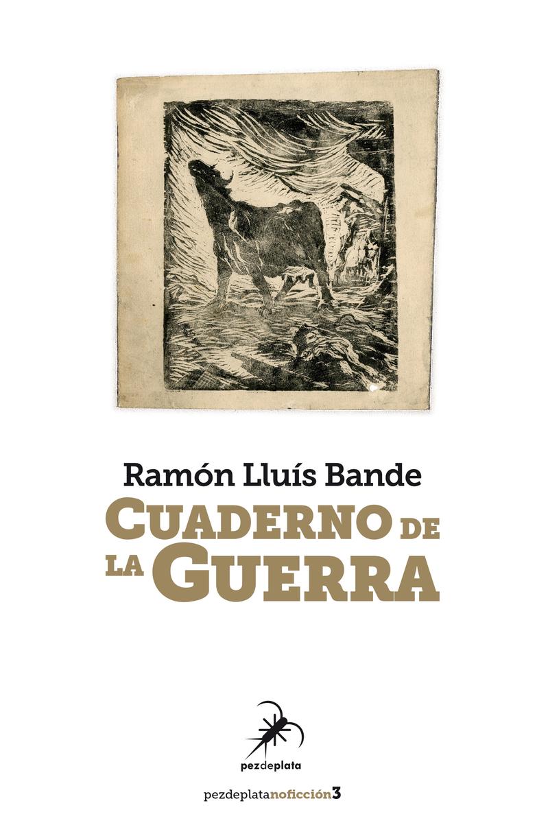 CUADERNO DE LA GUERRA: portada