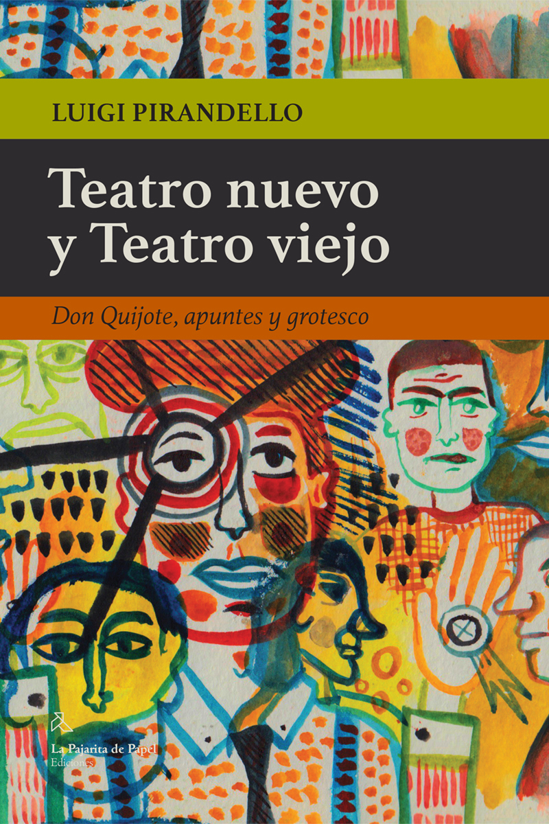 Teatro nuevo y Teatro viejo: portada