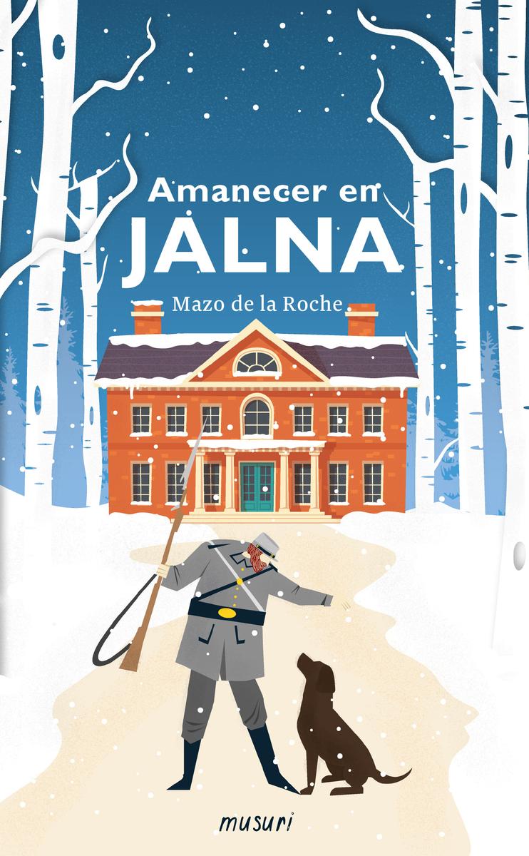 Amanecer en Jalna: portada