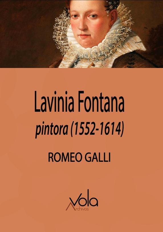 Lavinia Fontana, pintora (1552-1614): portada