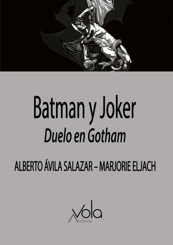 Batman y Joker. Duelo en Gotham: portada