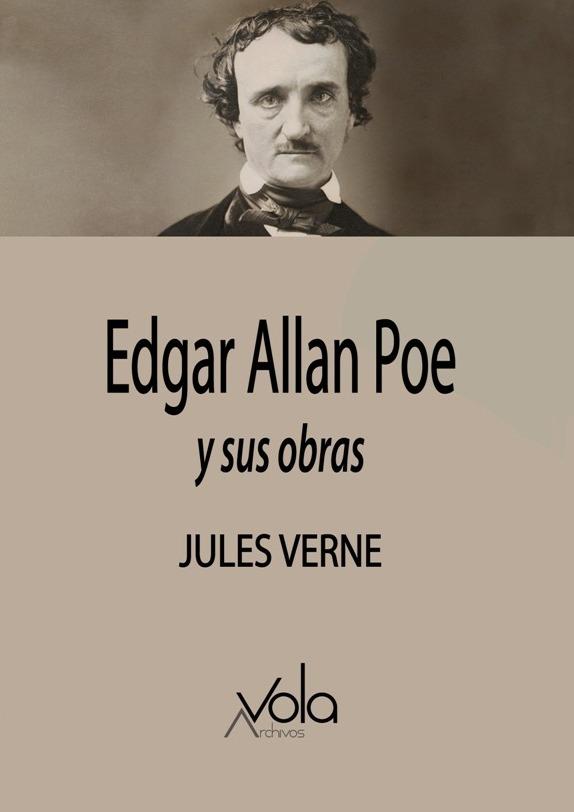 Edgar Allan Poe y sus obras: portada