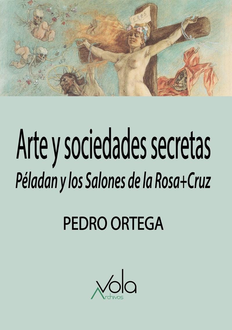 Arte y sociedades secretas: portada