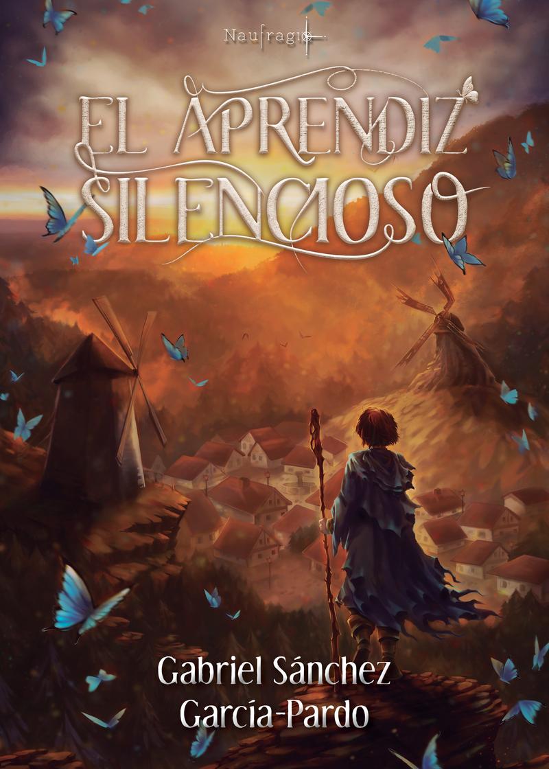 El aprendiz silencioso: portada