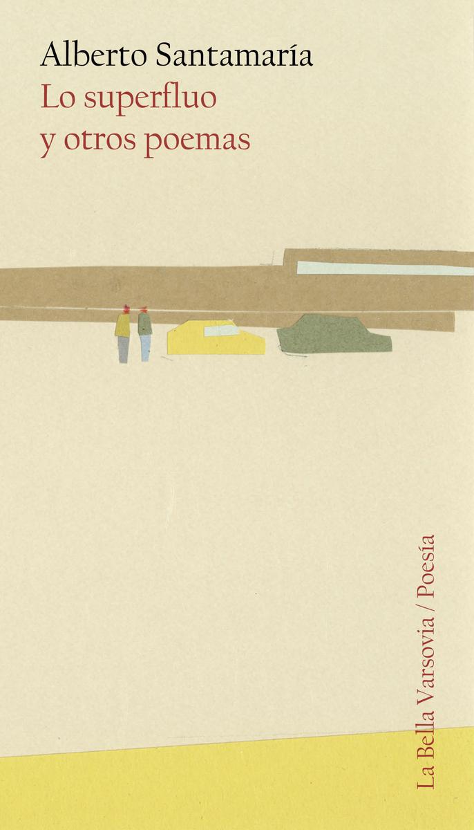 Lo superfluo y otros poemas: portada