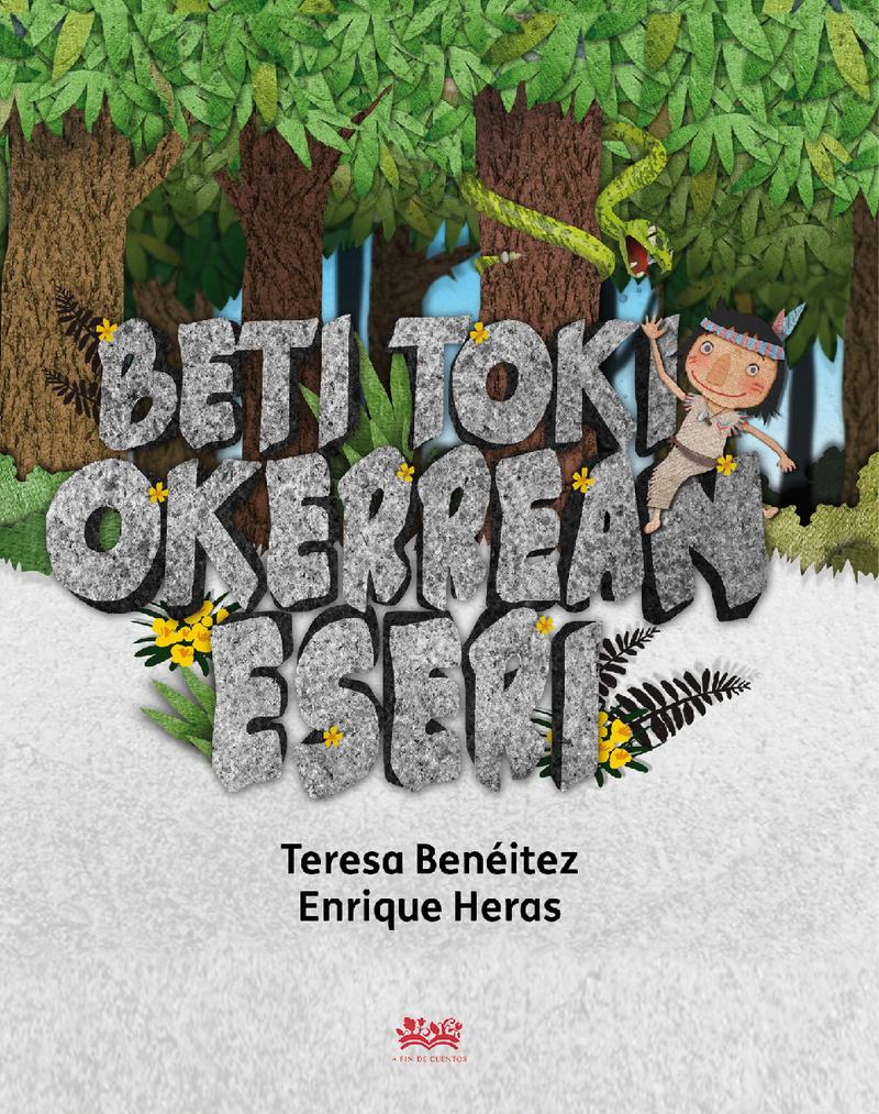 Beti Toki Okerrean Eseri: portada
