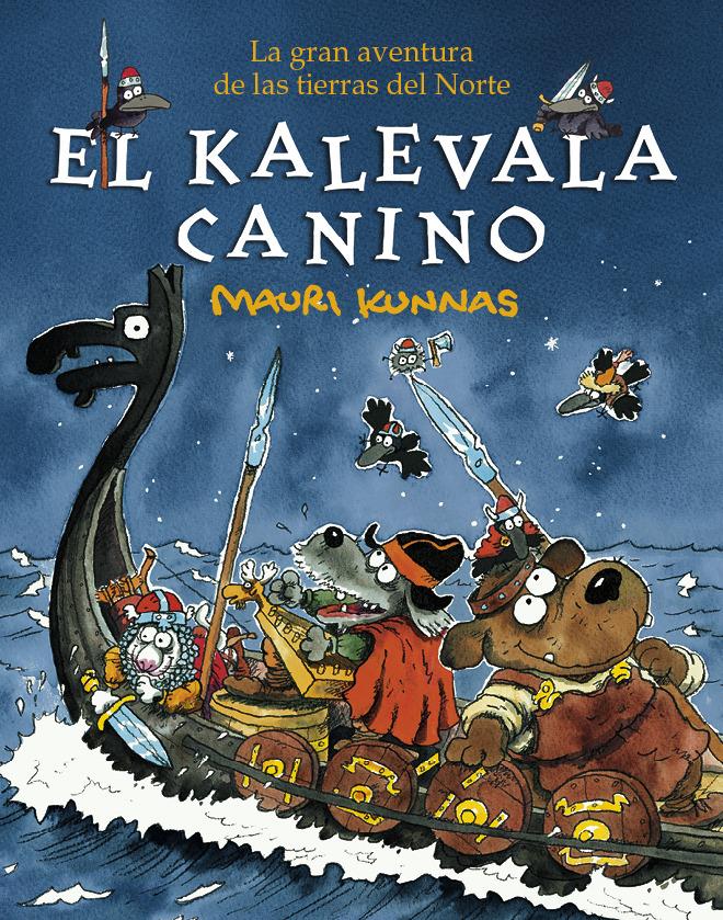 KALEVALA CANINO,EL: portada