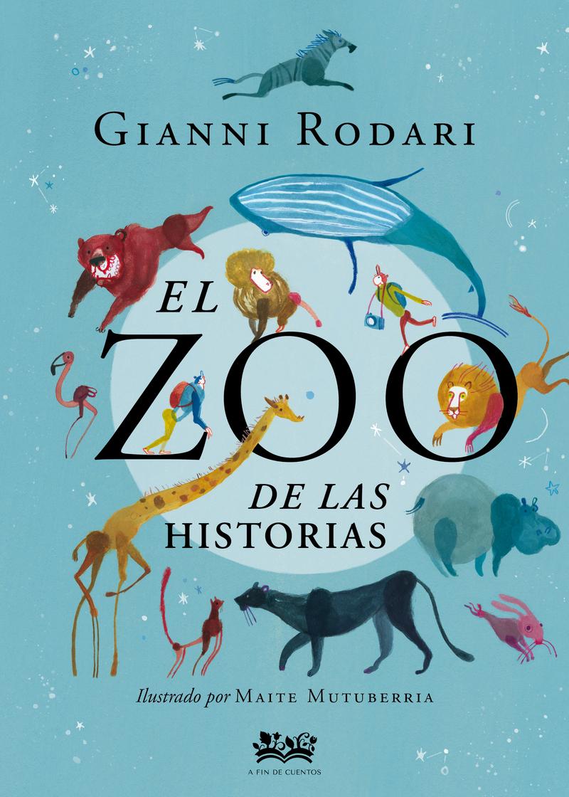 El zoo de las historias: portada