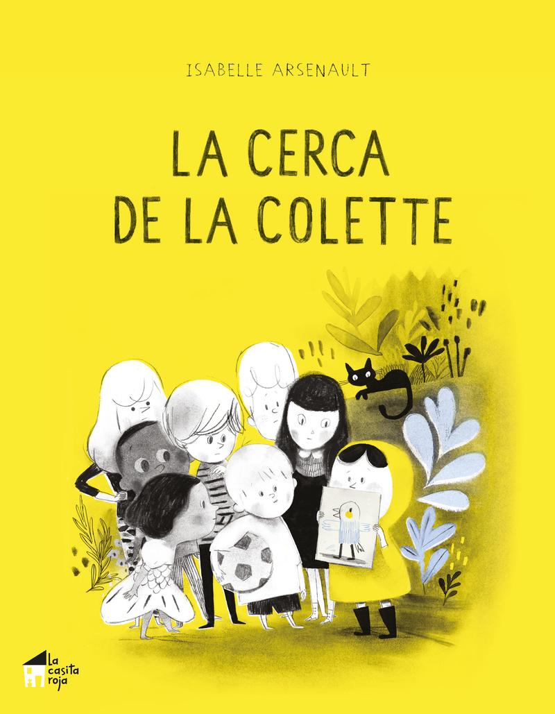 La cerca de la Colette: portada