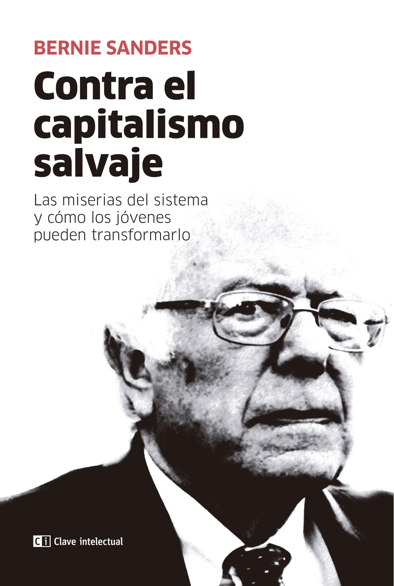 Contra el capitalismo salvaje: portada