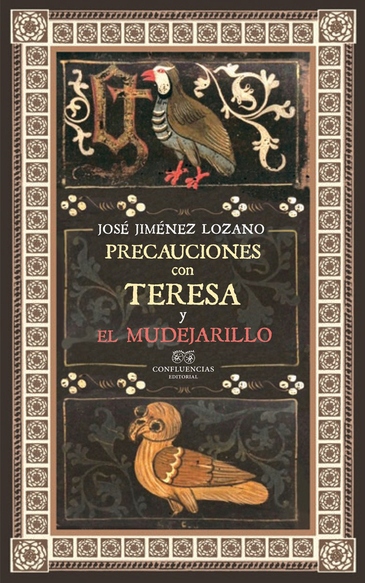 Precauciones con Teresa y El Mudejarillo: portada