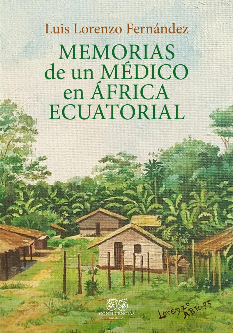 Memorias de un médico en África ecuatorial: portada