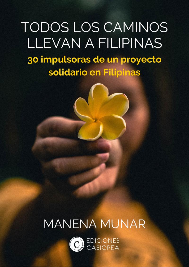 TODOS LOS CAMINOS LLEVAN A FILIPINAS: portada