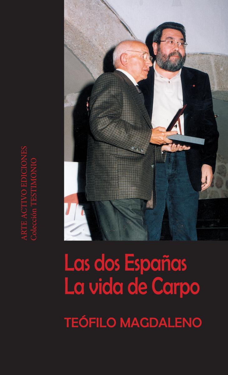 Las dos Españas. La vida de Carpo: portada