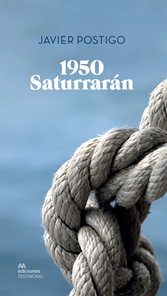1950 Saturrarán: portada