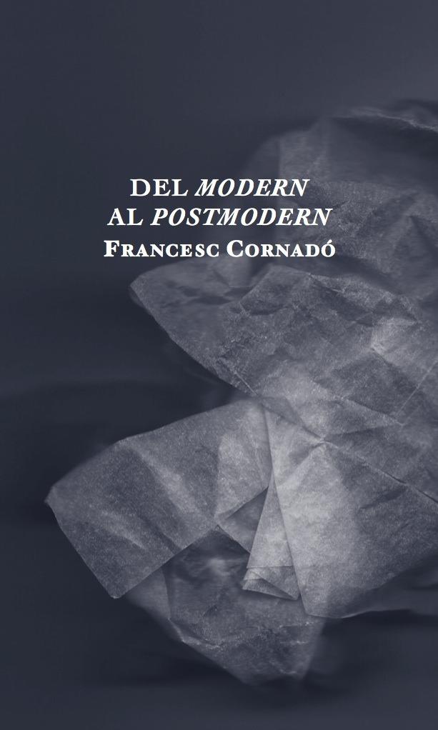 DEL MODERN AL POSTMODERN: portada