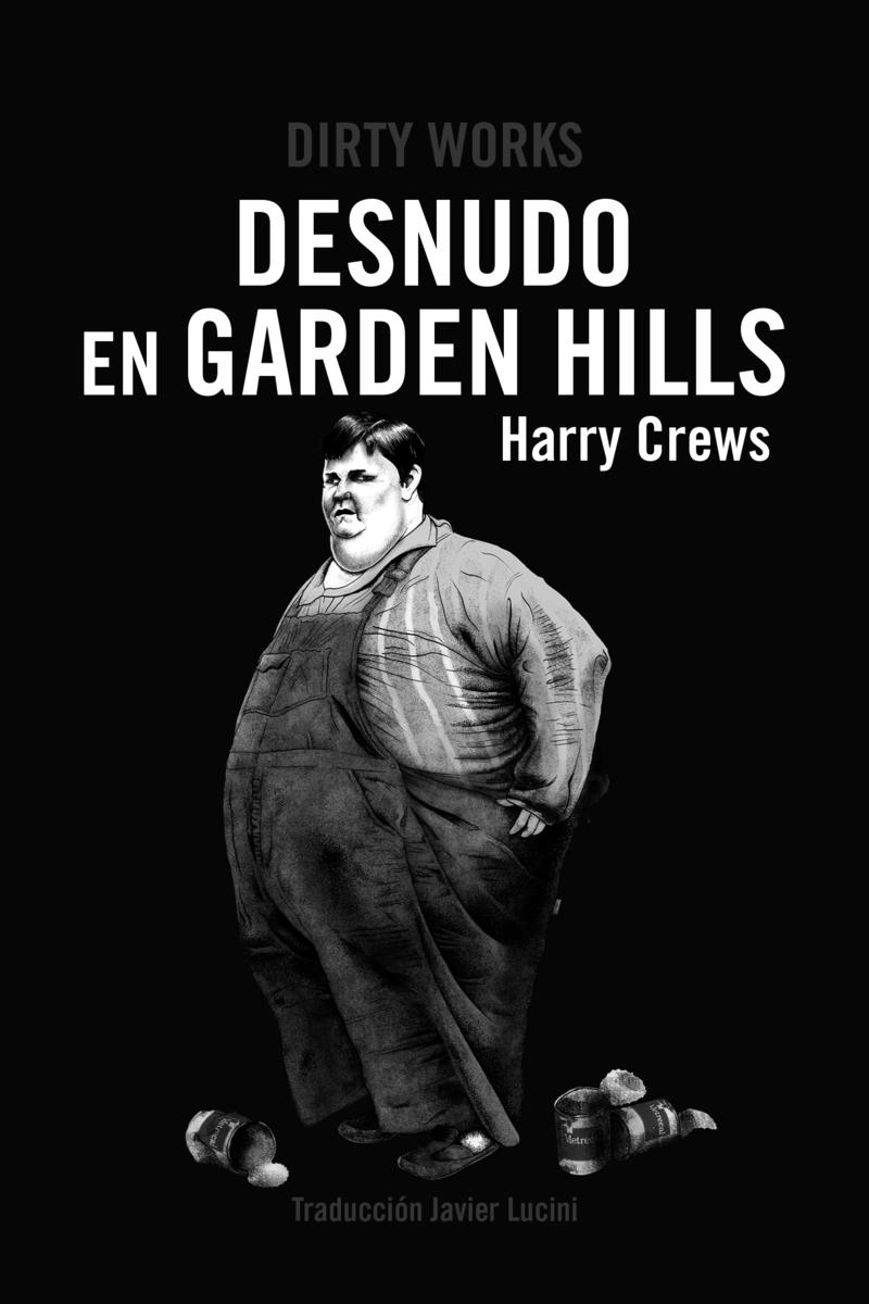 Desnudo en Garden Hills: portada