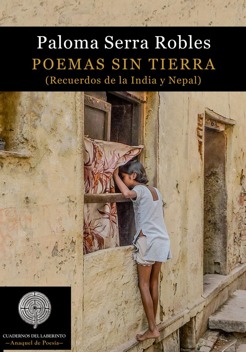 Poemas sin tierra. Recuerdos de la India y Nepal: portada