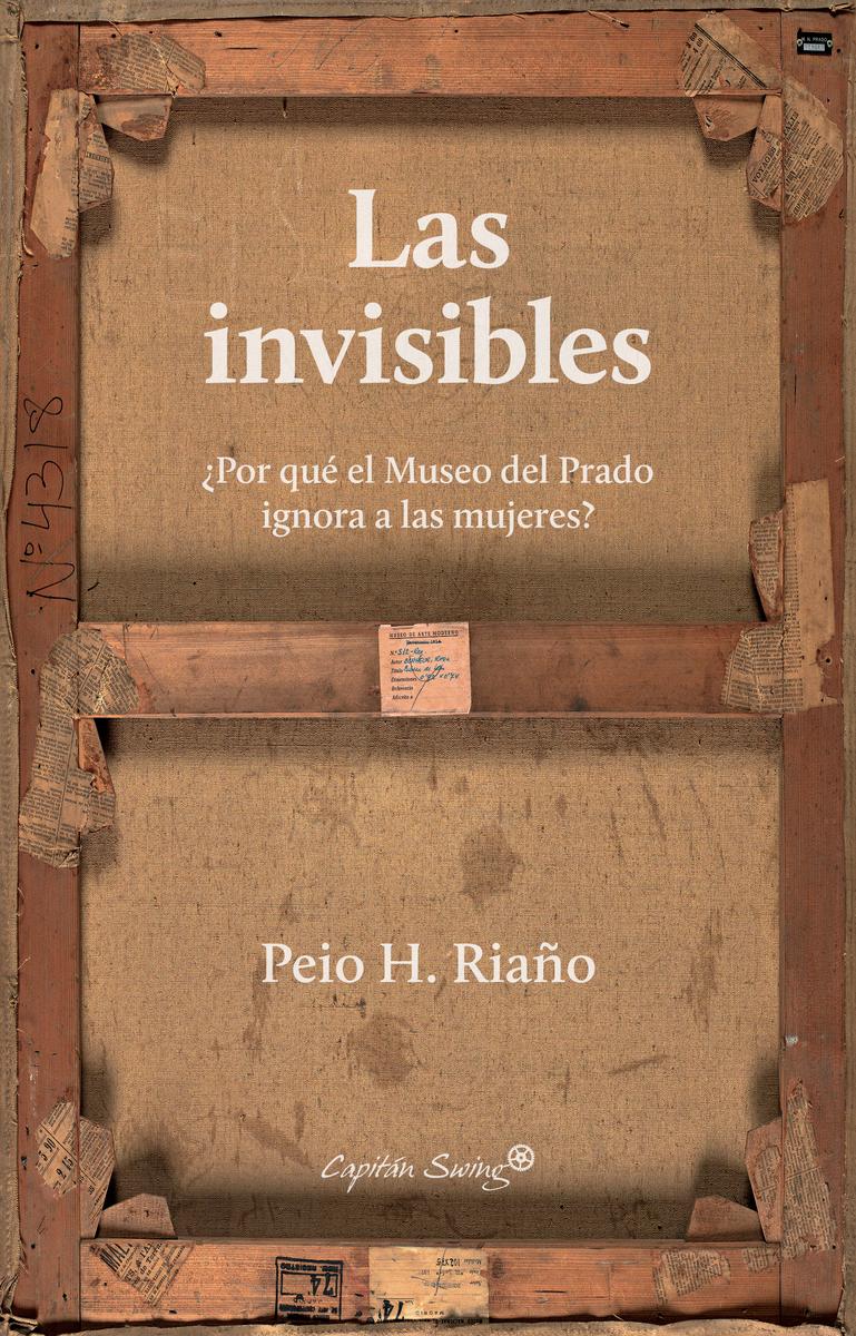 Las invisibles: portada