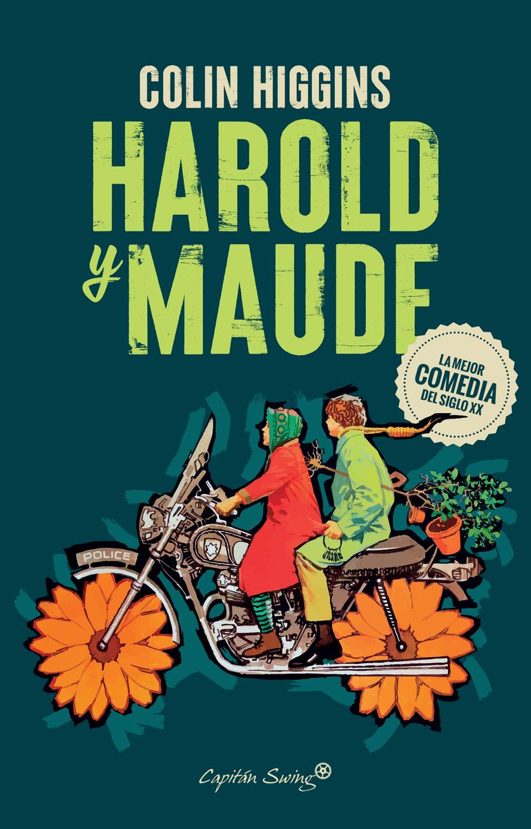 Harold y Maude: portada