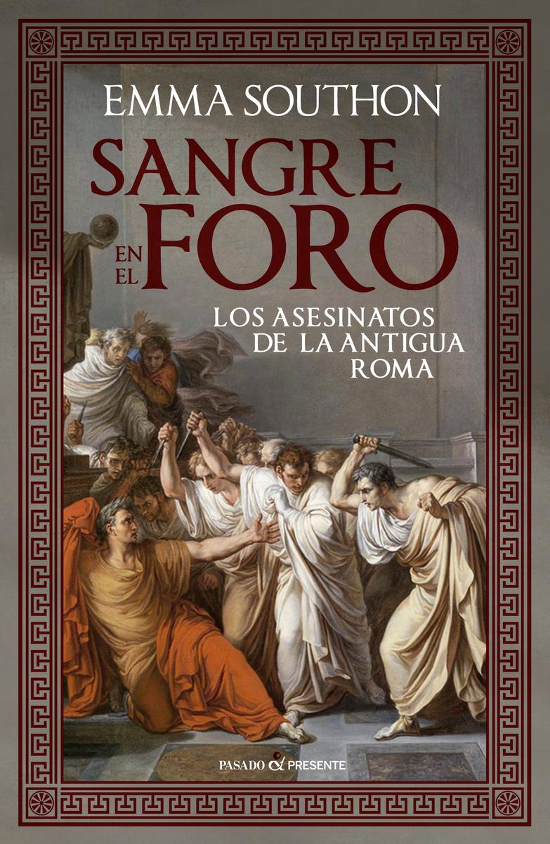 SANGRE EN EL FORO: portada