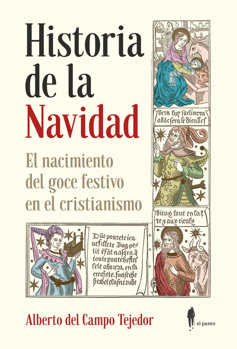 Historia de la Navidad: portada