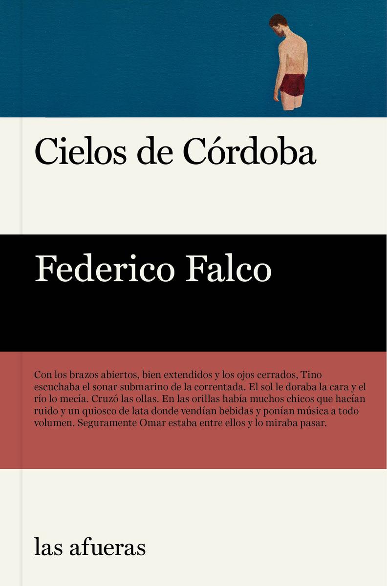 Cielos de Córdoba: portada