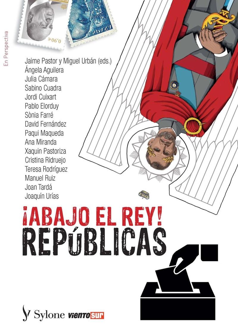 ¡Abajo el rey! Repúblicas: portada