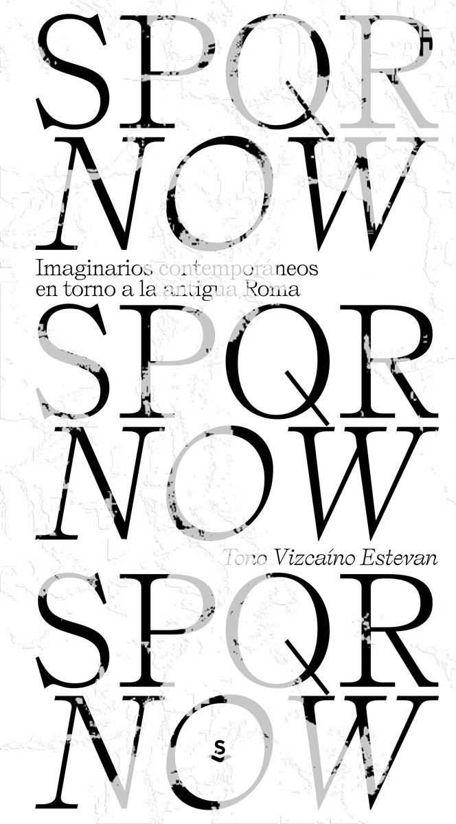 SPQR NOW: portada