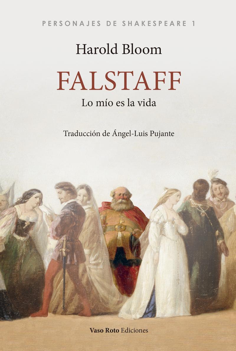 Falstaff: portada