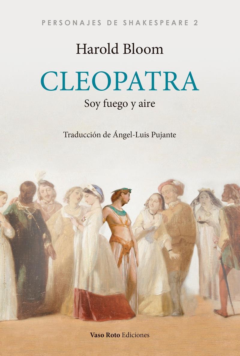 Cleopatra: portada