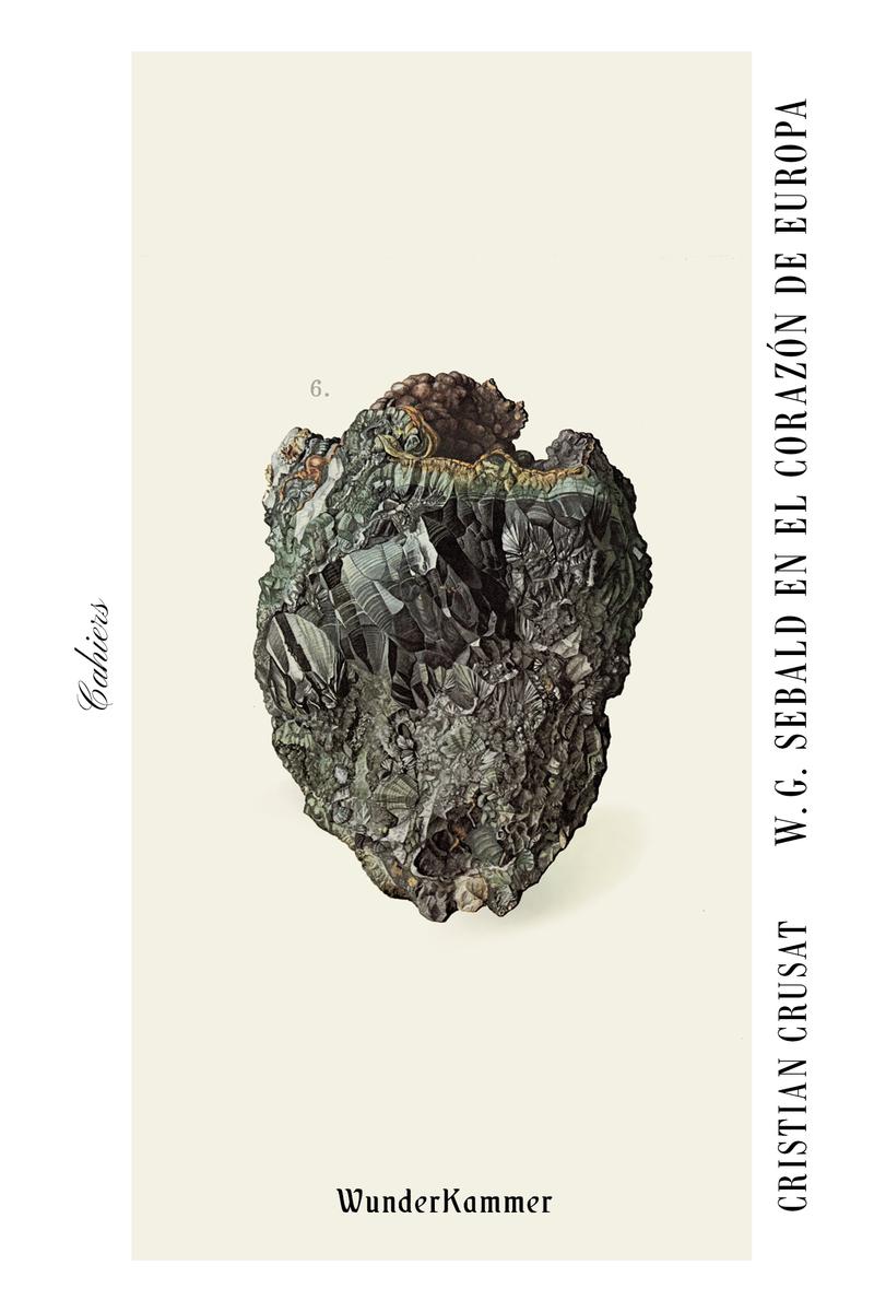 W. G. Sebald en el corazón de Europa: portada