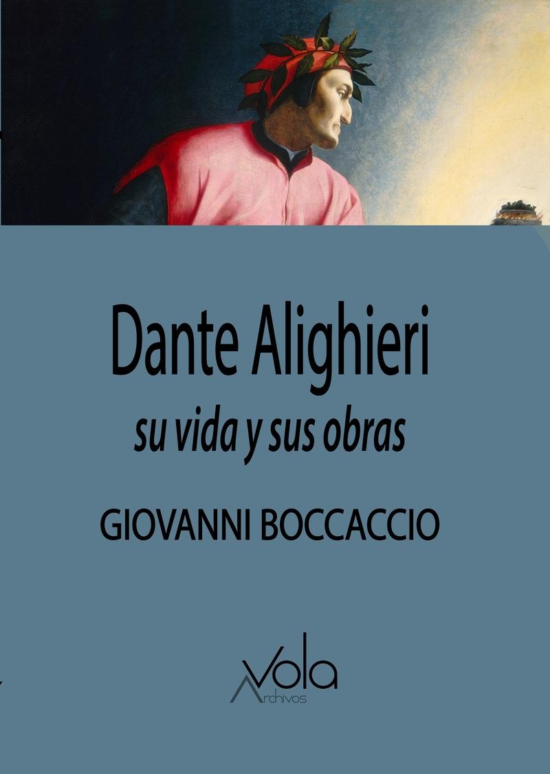 Dante Alighieri: portada