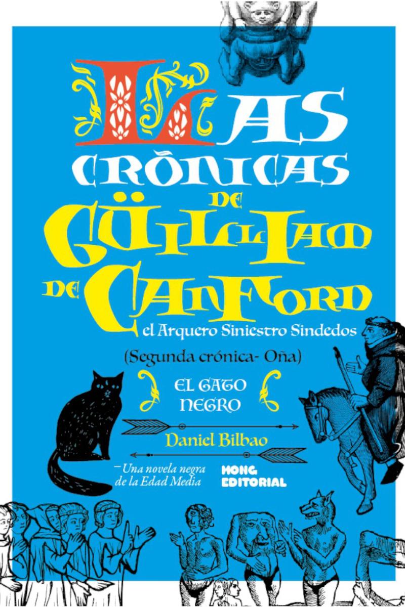 Las crónicas de Güilliam de Canford II: portada