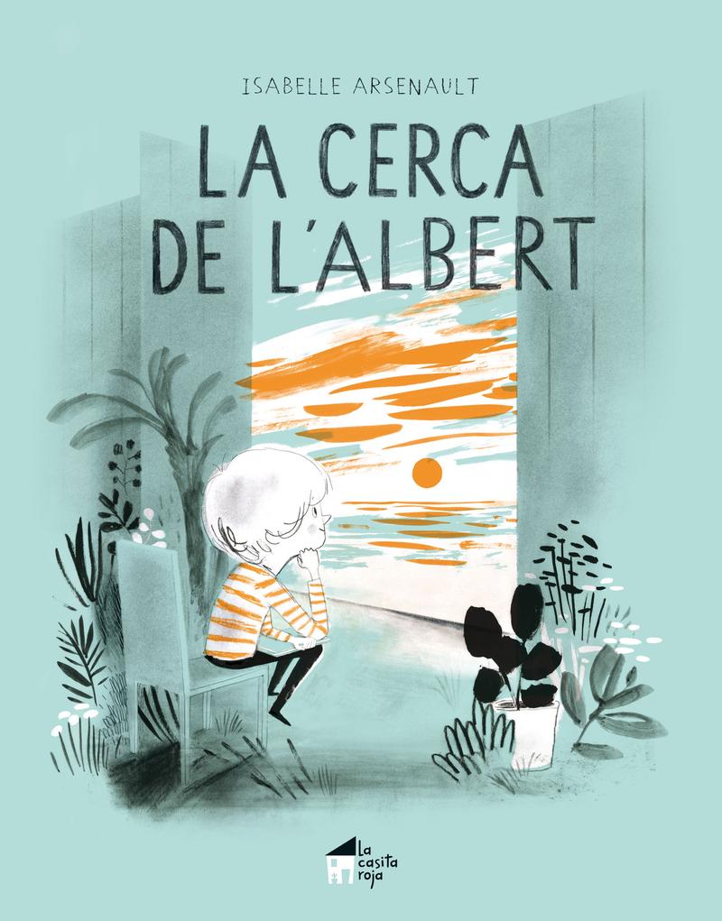 LA CERCA DE L'ALBERT: portada