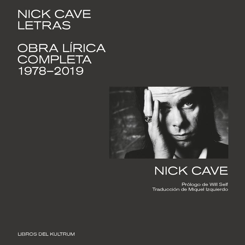 NICK CAVE: LETRAS: portada
