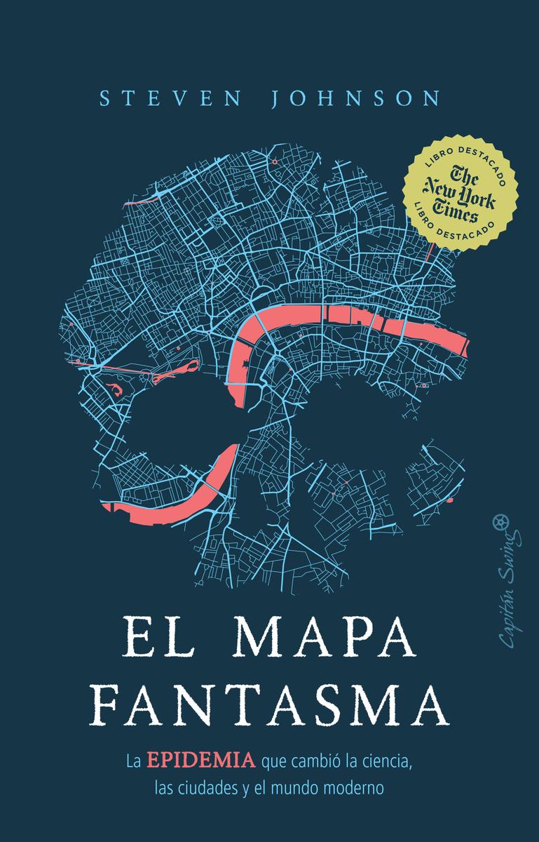 El mapa fantasma (2 ed): portada