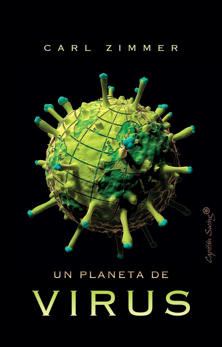 Un planeta de virus: portada