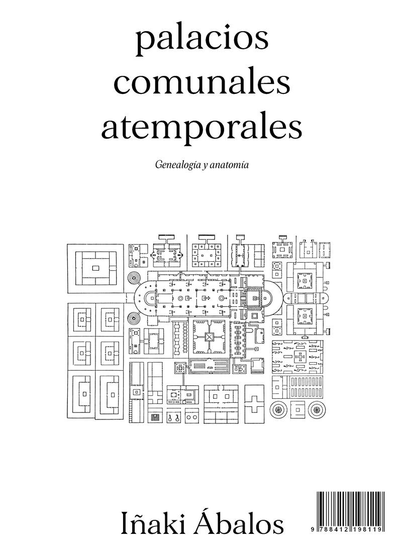 Palacios comunales atemporales: portada